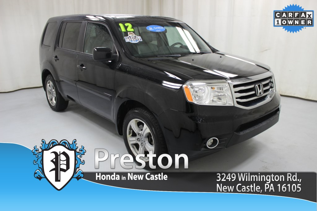 Certified pre owned 2014 honda pilot ex l 4d sport utility for Certified pre owned honda pilot 2016